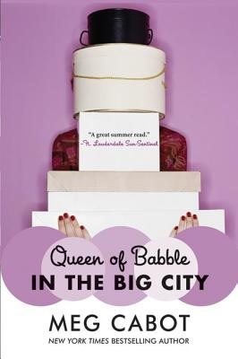 Queen of Babble in the Big City Cover Image