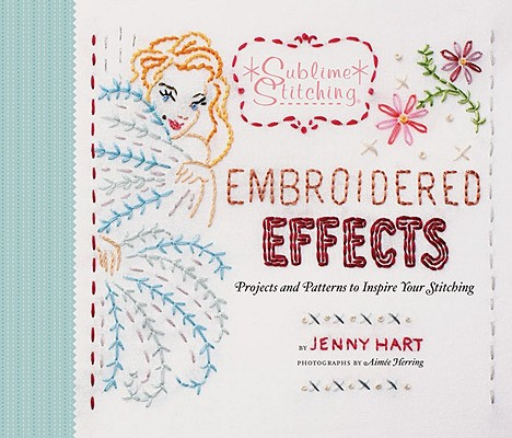 Embroidered Effects Cover