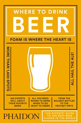 Where to Drink Beer Cover Image