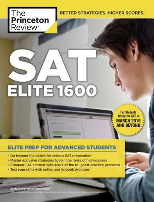 SAT Elite 1600 cover image