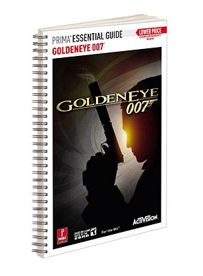 Goldeneye 007 - Prima Essential Guide Cover