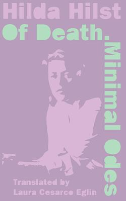 Of Death. Minimal Odes Cover Image