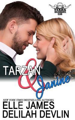 Cover for Tarzan & Janine