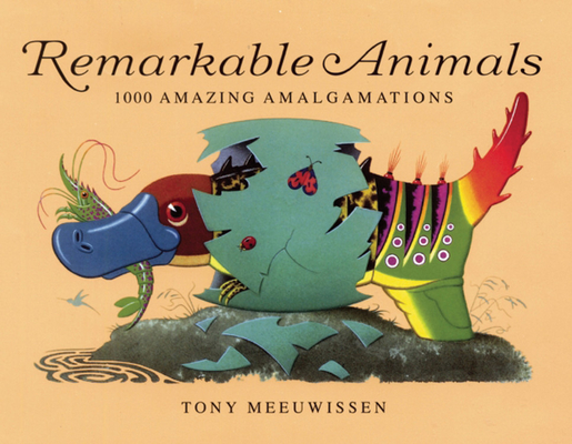 Remarkable Animals (Mini Edition) Cover Image