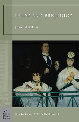 Pride and Prejudice (Barnes & Noble Classics Series) Cover Image