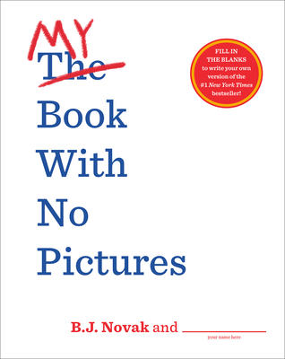 My Book with No Pictures Cover Image