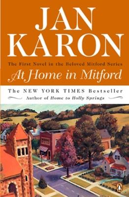 At Home in Mitford: A Novel (A Mitford Novel #1) Cover Image