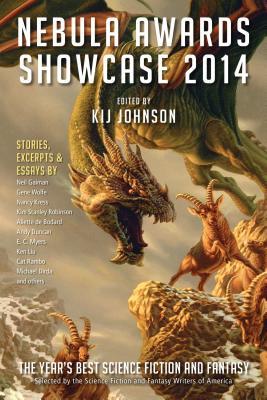Cover for Nebula Awards Showcase 2014