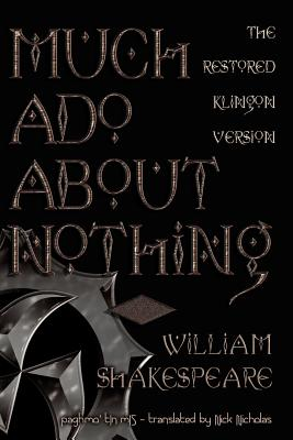 Much ADO about Nothing: The Restored Klingon Text Cover Image