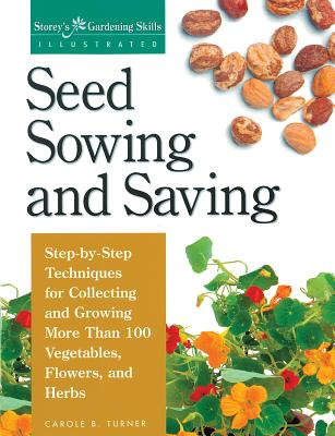 Seed Sowing and Saving Cover