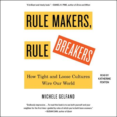 Cover for Rule Makers, Rule Breakers