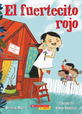 El fuertecito rojo (The Little Red Fort) Cover Image