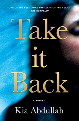 Take It Back: A Novel Cover Image