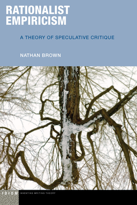 Rationalist Empiricism: A Theory of Speculative Critique (Idiom: Inventing Writing Theory) Cover Image