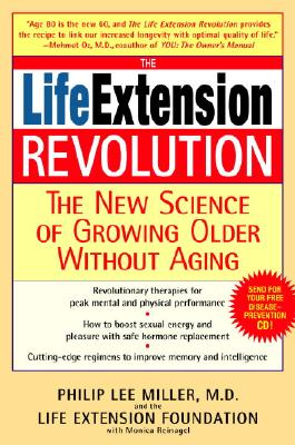 The Life Extension Revolution Cover