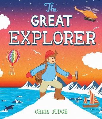 Great Explorer Cover Image
