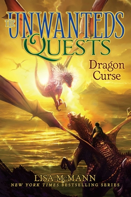 Dragon Curse (The Unwanteds Quests #4) Cover Image