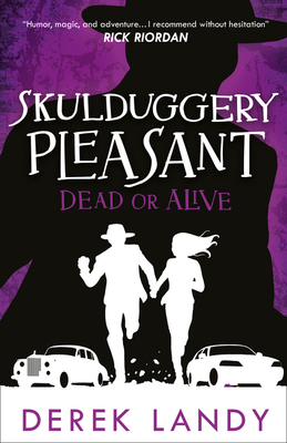 Dead or Alive (Skulduggery Pleasant #14) Cover Image
