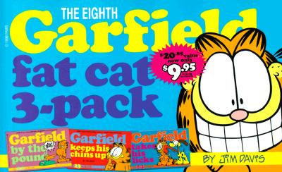 The Eighth Garfield Fat Cat 3-Pack Cover Image
