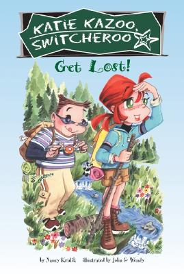 Get Lost! #6 (Katie Kazoo, Switcheroo #6) Cover Image