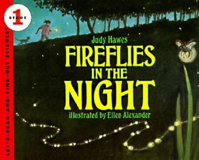 Fireflies in the Night Cover
