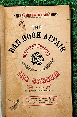 The Bad Book Affair Cover