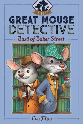 Basil of Baker Street (The Great Mouse Detective #1) Cover Image