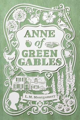 Anne of Green Gables (Anne of Green Gables Novels) Cover Image