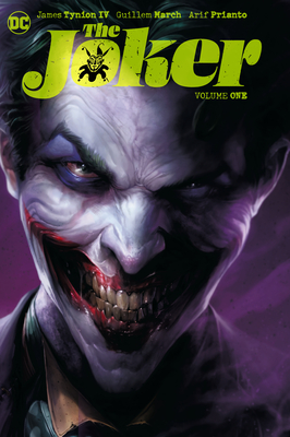 The Joker Vol. 1 Cover Image