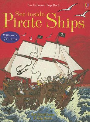 See Inside Pirate Ships Cover Image
