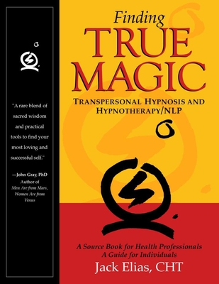 Cover for Finding True Magic