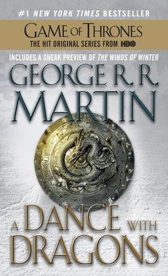 A Dance with Dragons: A Song of Ice and Fire: Book Five Cover Image