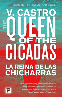 Cover for The Queen of the Cicadas