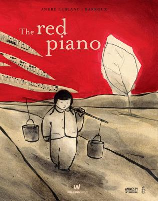 The Red Piano Cover