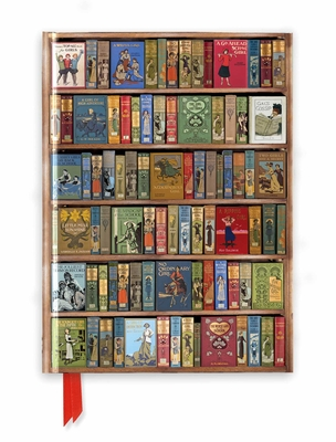 Bodleian Libraries: High Jinks Bookshelves (Foiled Journal) (Flame Tree Notebooks) Cover Image