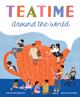 Teatime Around the World Cover Image