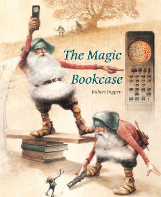 The Magic Bookcase Cover Image