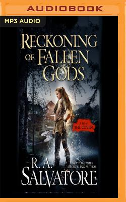 Reckoning of Fallen Gods (Coven #2) Cover Image