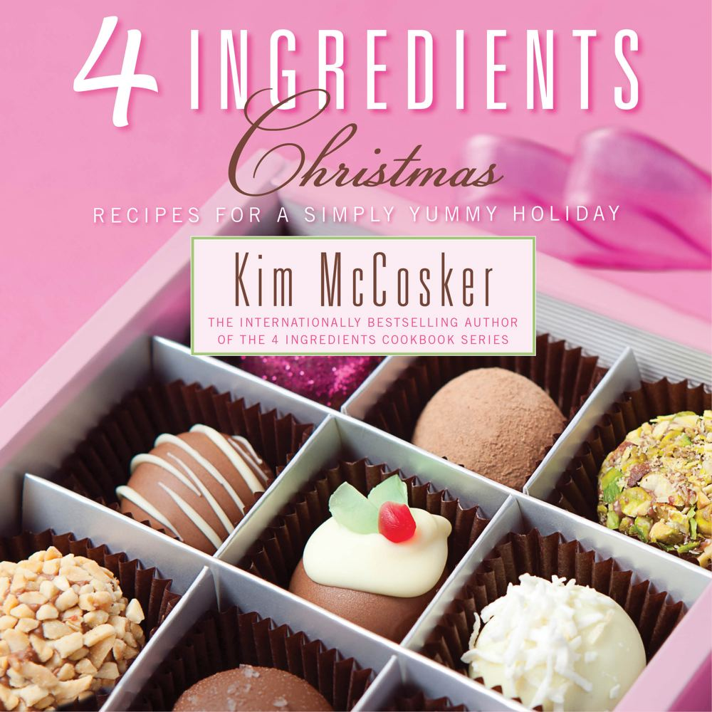 4 Ingredients Christmas Cover