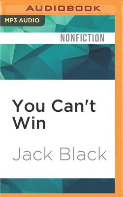 You Can't Win Cover Image