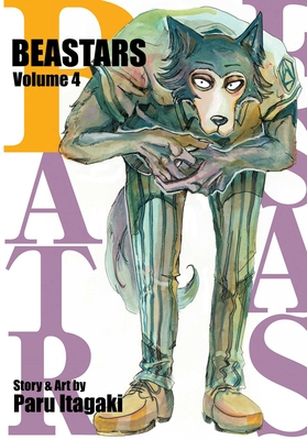 BEASTARS, Vol. 4 Cover Image