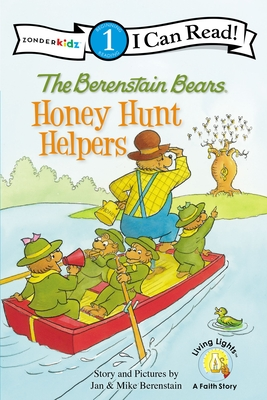 The Berenstain Bears: Honey Hunt Helpers Cover Image