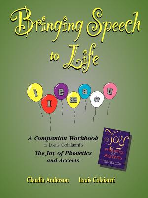 Bringing Speech to Life Cover Image