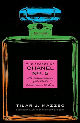 The Secret of Chanel No. 5 Cover