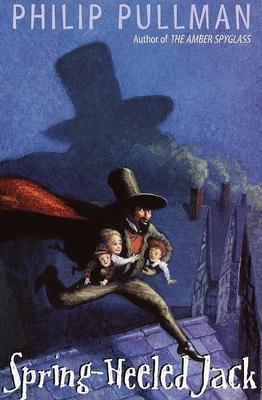 Spring-Heeled Jack Cover Image