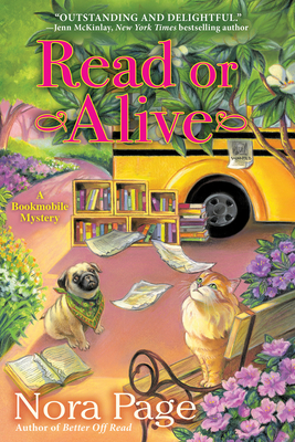 Read or Alive: A Bookmobile Mystery Cover Image