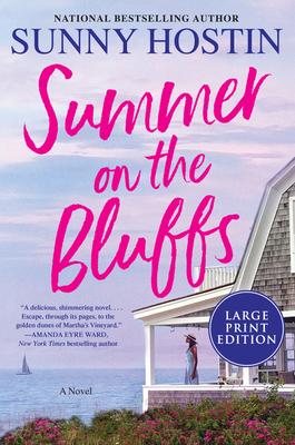 Summer on the Bluffs: A Novel (Oak Bluffs #1) Cover Image