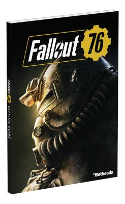 Fallout 76: Official Guide Cover Image