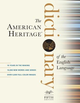 The American Heritage Dictionary of the English Language Cover