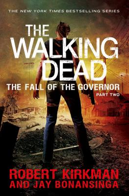 The Fall of the Governor, Part Two Cover